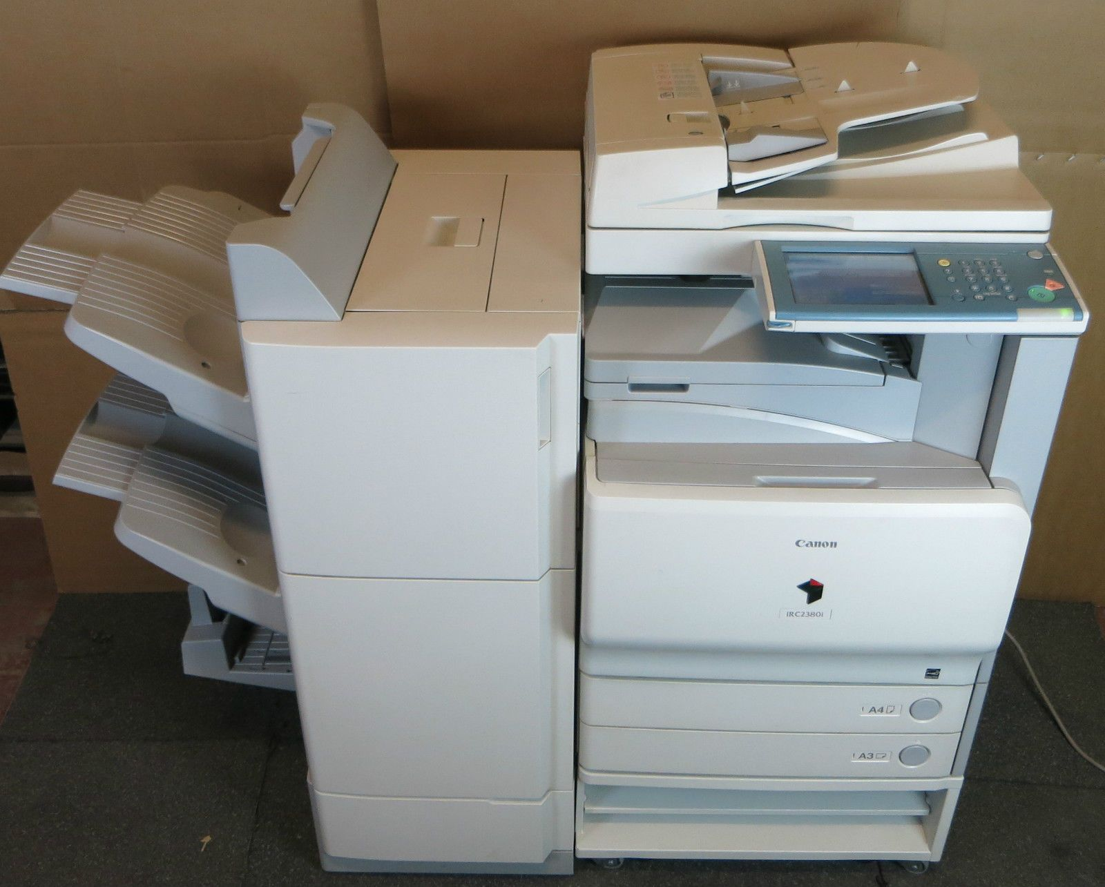 Download Canon iRC2380i printer driver and the best way to install driver